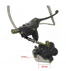 Type D Front Brake (Marzocchi)