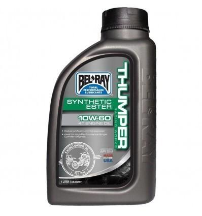 BEL RAY Thumper 10W60 1Lt Oil