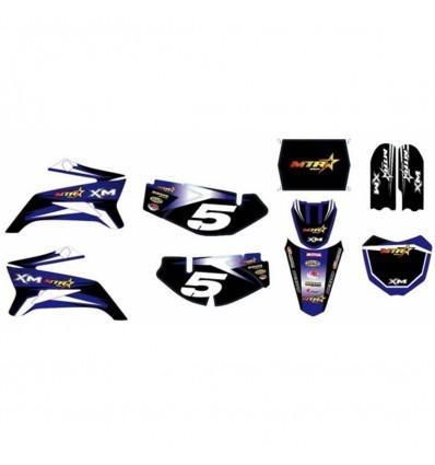 XM - TTR Stickers Kit