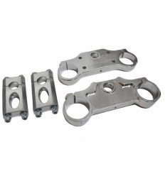 160mm Triple Clamps
