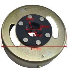 2 Coil Magneto Flywheel