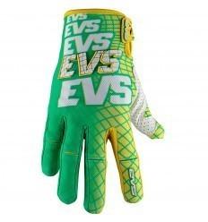 Luvas EVS Re-Run Verde