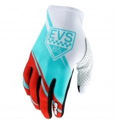 EVS Slip On Circuit Blue Gloves