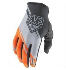 EVS Slip On Circuit Black Gloves
