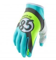 EVS Slip On Cosmic Blue Gloves