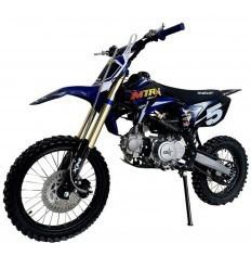 MTR XM 125cc Blue