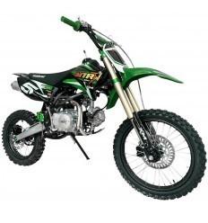 MTR XM 125cc Green