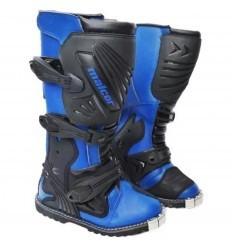 Blue MALCOR MTR Kids Cross Boots