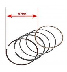 67mm TB PARTS Piston Rings