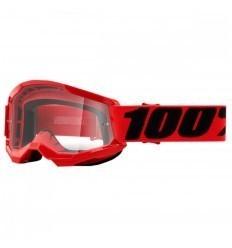 Oculos Strata Junior 100% Vermelho