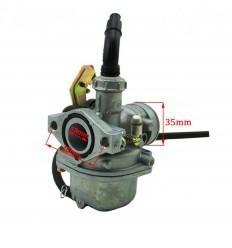 Carburador JK 19mm - Puxador Cabo