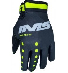 IMS ARMY Black/Fluo Gloves