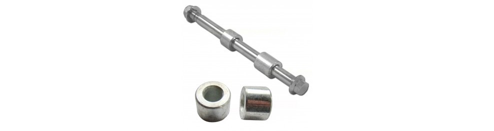 Axles/Spacers