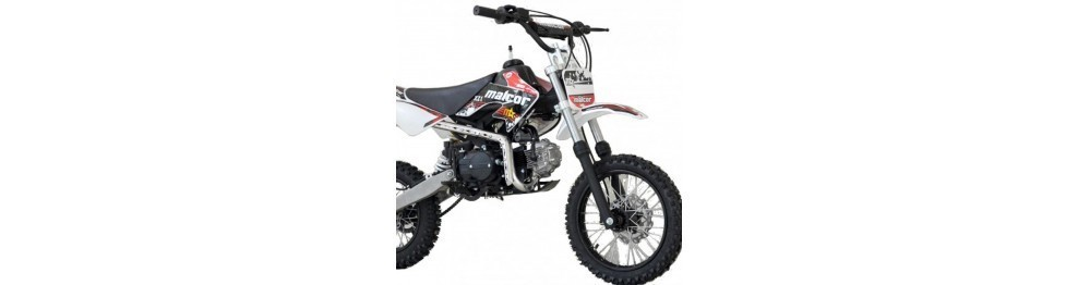 CRF50 stickers