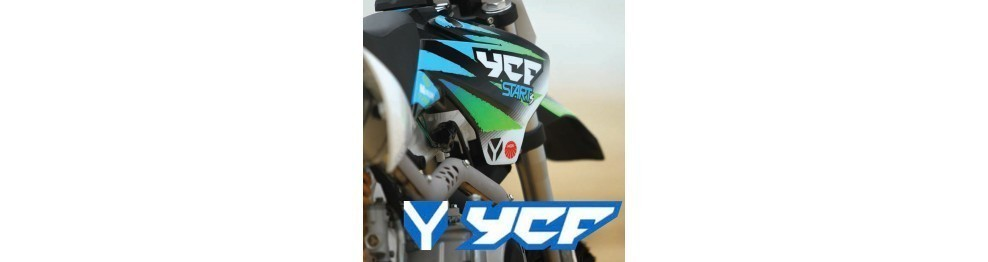 YCF Stickers